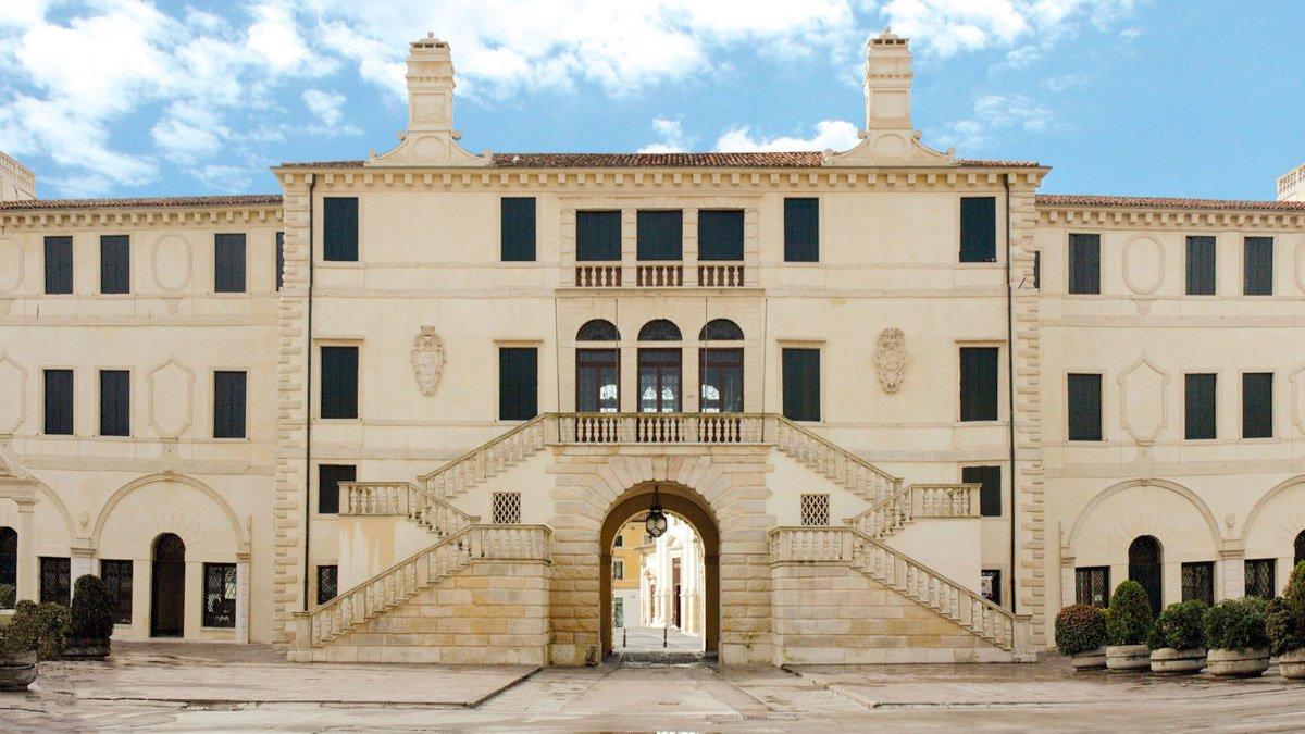 Palazzo Pisani a Lonigo