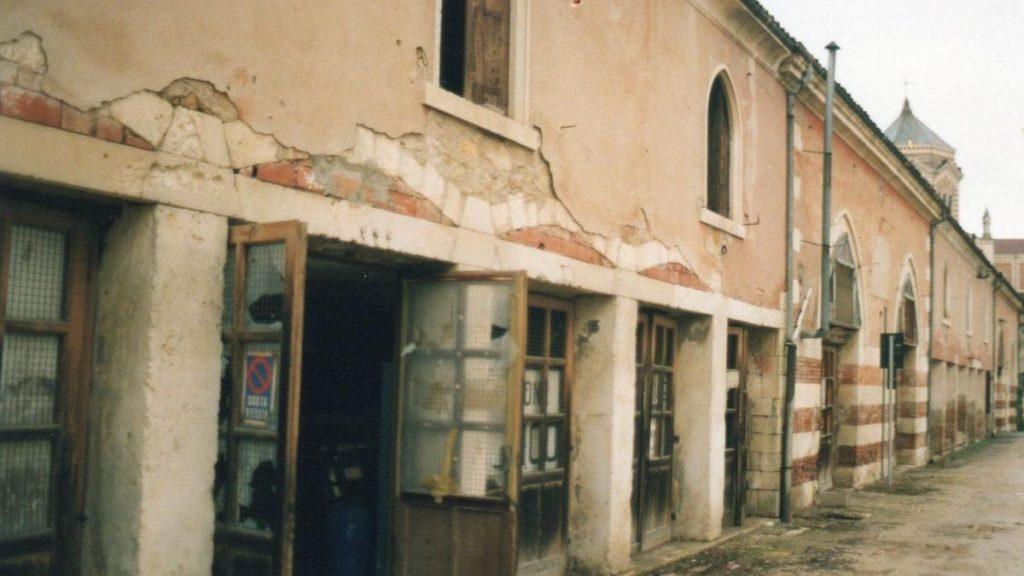 Barchesse di Villa Mugna
