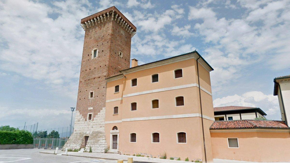 La torre delle carceri a Lonigo