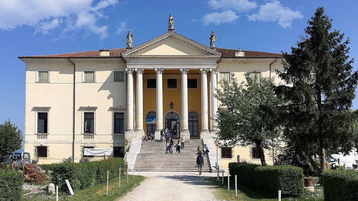 Villa Favorita a Lonigo