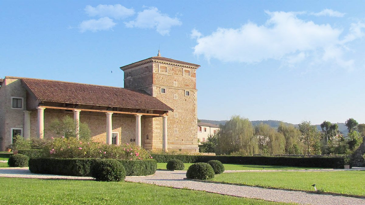 Villa Trissino a Lonigo