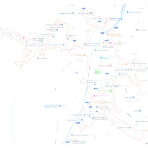 Mappa Lonigo
