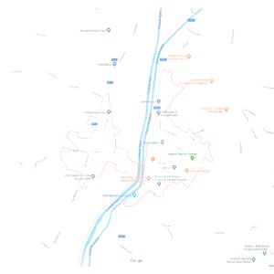 Mappa Sarergo