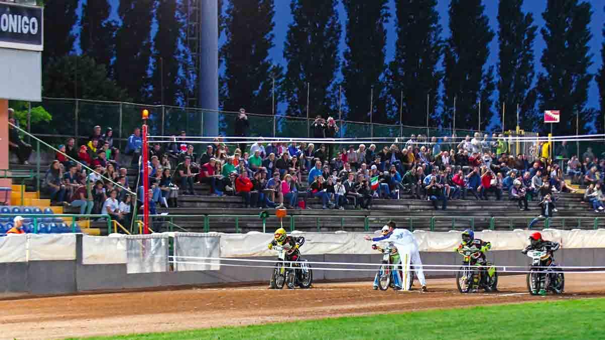 Pista Speedway Lonigo