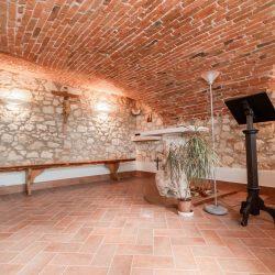 La Cappuccina (2) Interno Cripta